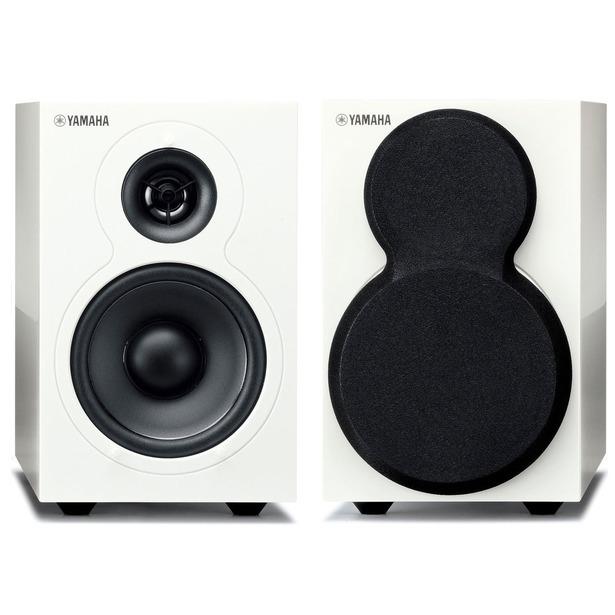 фото Система акустическая YAMAHA NS-BP111. Цвет: белый
