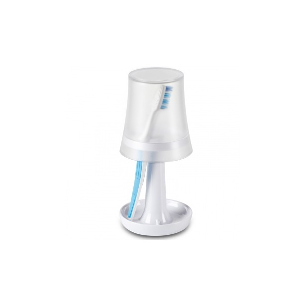 фото Подставка для зубных щеток Umbra Brinse. Цвет: белый