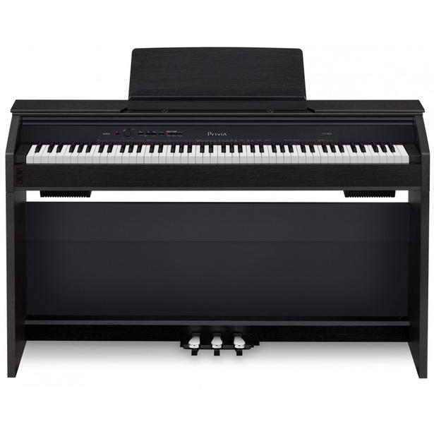 фото Фортепиано цифровое Casio Privia PX-850. Цвет: черный