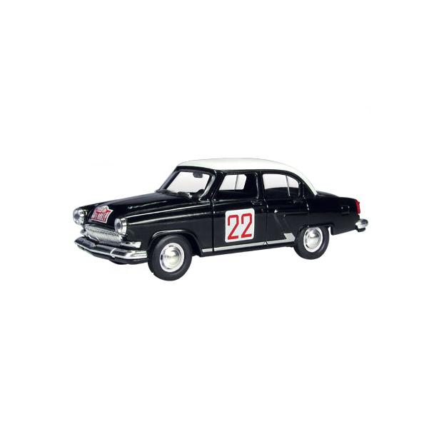 фото Модель автомобиля AUTOTIME ГАЗ-21 Волга «Ралли 1964 год»