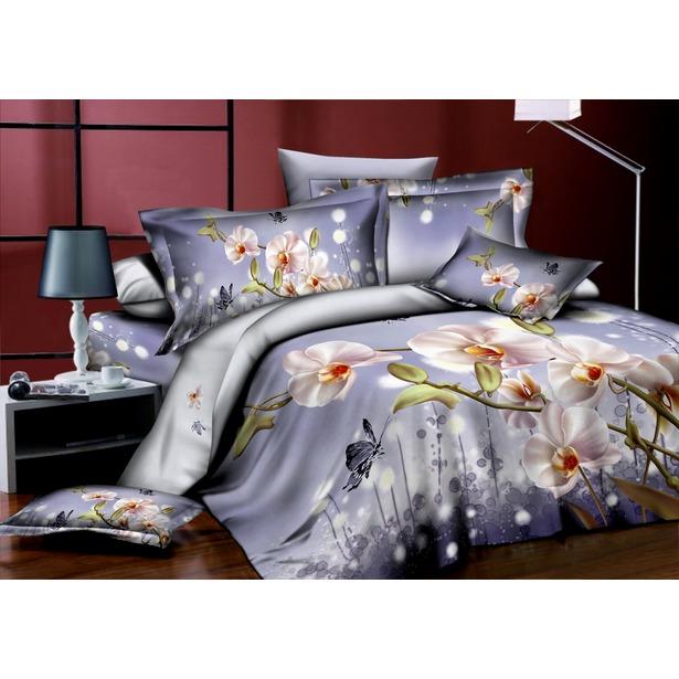 фото Комплект постельного белья Аура «Ванда». 1,5-спальный