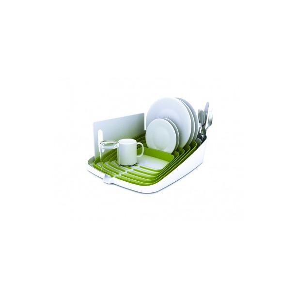 фото Сушилка для посуды и столовых приборов со сливом Joseph Joseph Arena