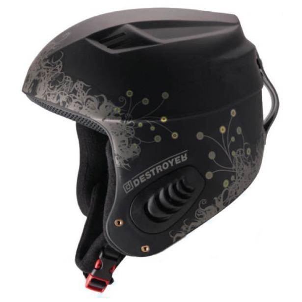 фото Шлем горнолыжный VCAN VS600B-GRAY CAO. Размер: S (55-56)
