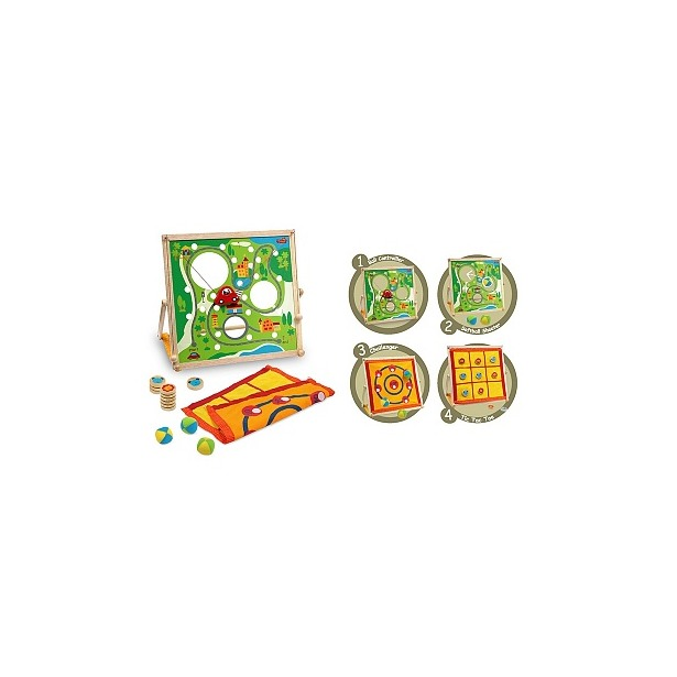 фото Развивающая игрушка I'm toy «Меткость и логика»
