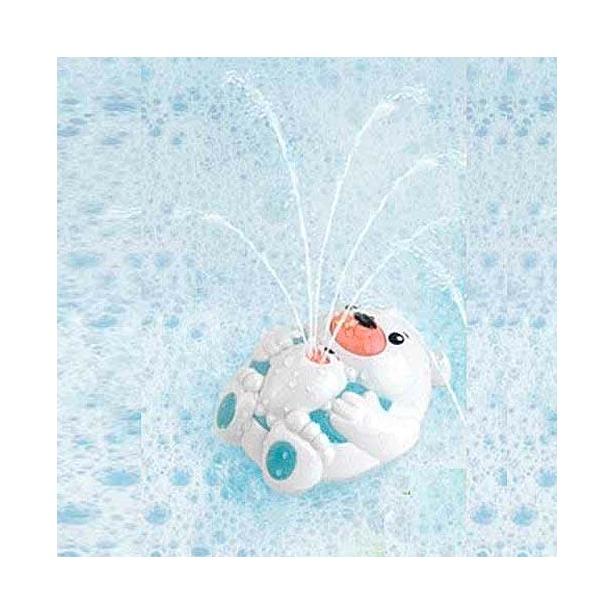 фото Игрушка для ванны HAP-P-KID Полярный мишка