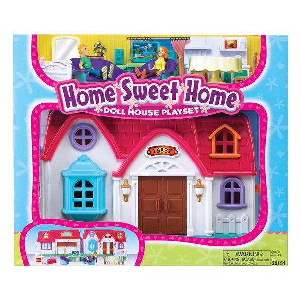 фото Набор игровой для девочек Keenway «Home Sweet Home»