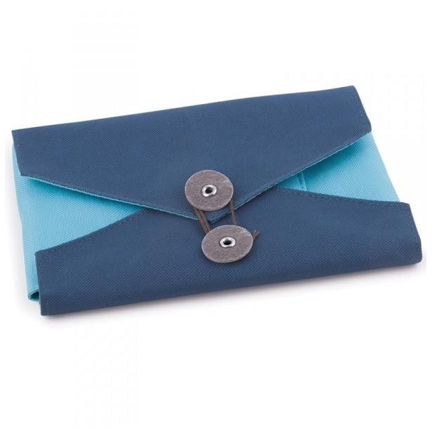 фото Органайзер для путешествий Umbra Envelope. Цвет: синий