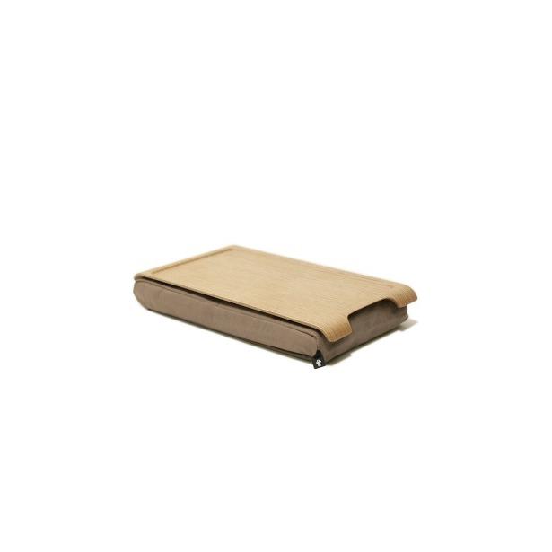 фото Подставка с деревянным подносом Bosign Laptray Mini. Цвет: дерево, бежевый
