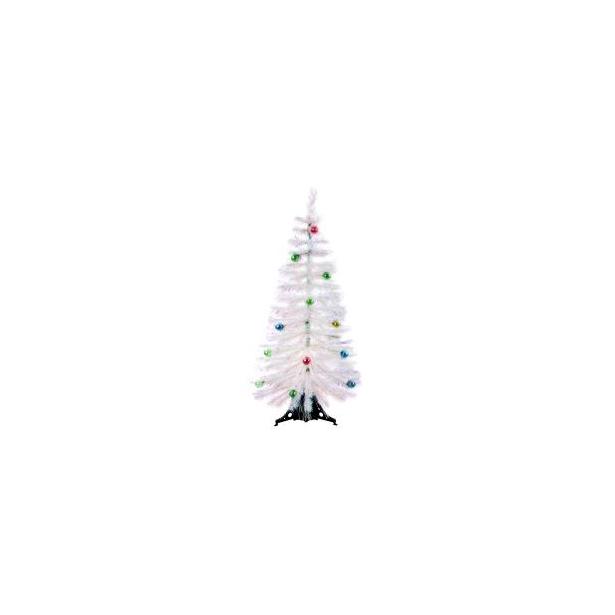 фото Ель декоративная Снегурочка «Салют». Высота: 120 см