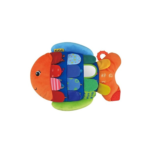 фото Развивающая игрушка K'S Kids «Рыбка Флиппер»