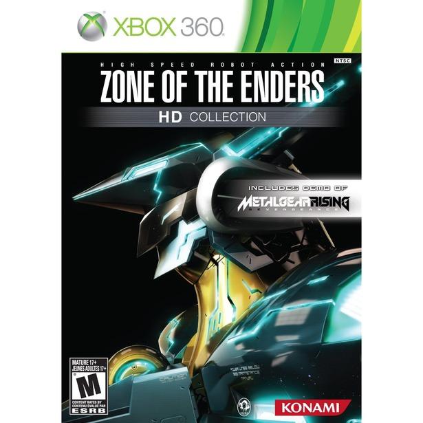 фото Игра для xbox 360 Microsoft Zone of the Enders HD Collection (rus doc)