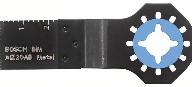 фото Набор дисков для погружной пилы Bosch BIM AIZ 20 AB GOP 10.8