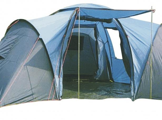 фото Палатка 6-и местная Greenwood Campus