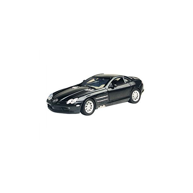фото Модель автомобиля AUTOTIME Mercedes-Benz SLR Mclaren. В ассортименте
