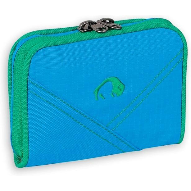 фото Кошелек Tatonka Plain Wallet. Цвет: голубой
