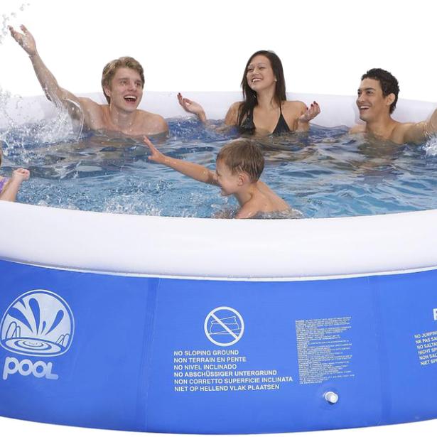 фото Бассейн круглый Jilong Prompt Set Pools Set JL010204-1NG