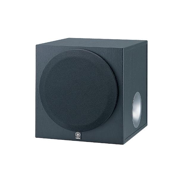 фото Система акустическая Yamaha YST-SW012. Цвет: черный