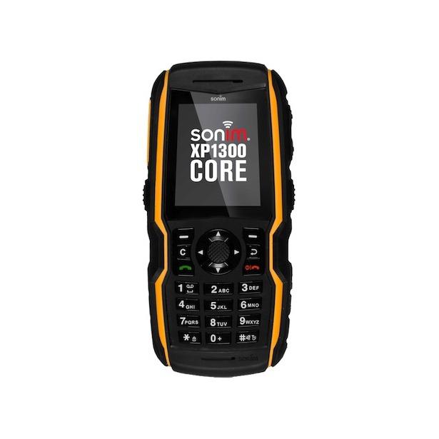 фото Телефон мобильный Sonim XP1300. Цвет: желтый