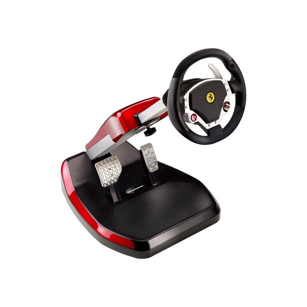 фото Руль с педалями Thrustmaster Ferrari Wireless GT Cockpit 430 Scuderia Edition
