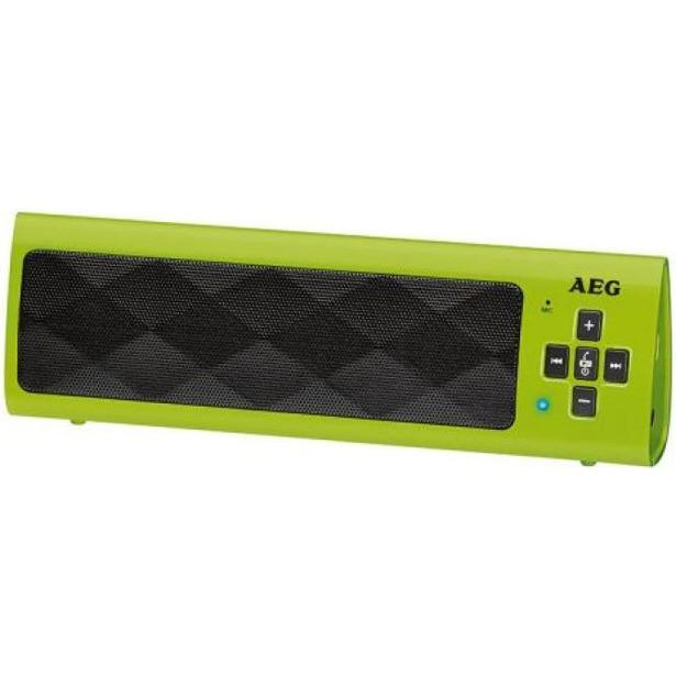 фото Система акустическая беспроводная AEG BSS 4818. Цвет: зеленый