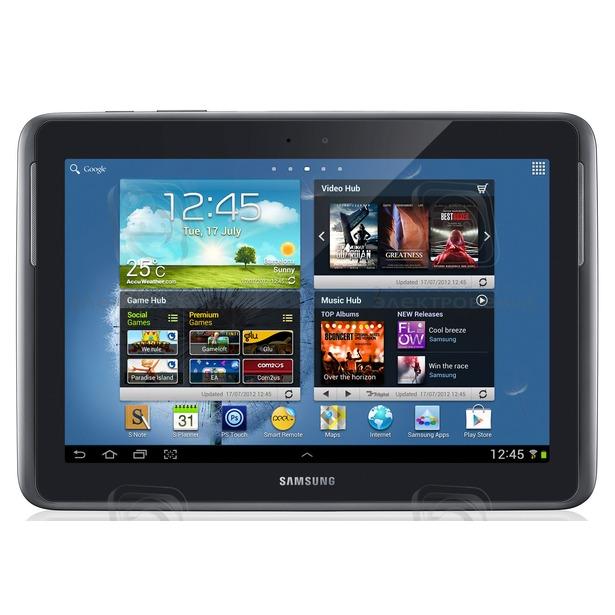фото Планшет Samsung GT-N8000 Exynos 4210. Цвет: серый