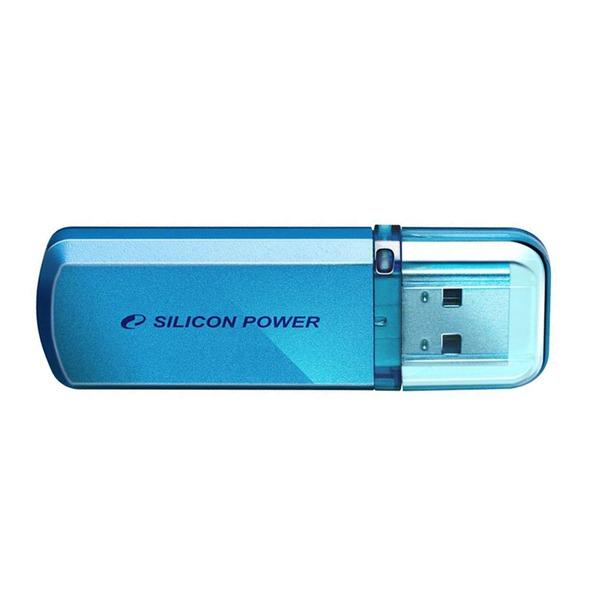 фото Флешка Silicon Power Helios 101 4Gb. Цвет: голубой