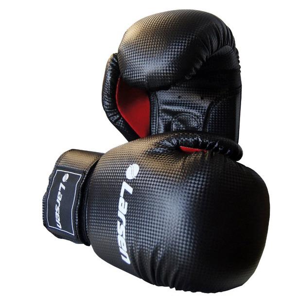 фото Перчатки боксерские Larsen TC-0890. Вес в унциях: 8