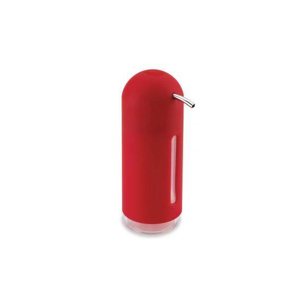 фото Диспенсер для жидкого мыла Umbra Penguin. Цвет: красный