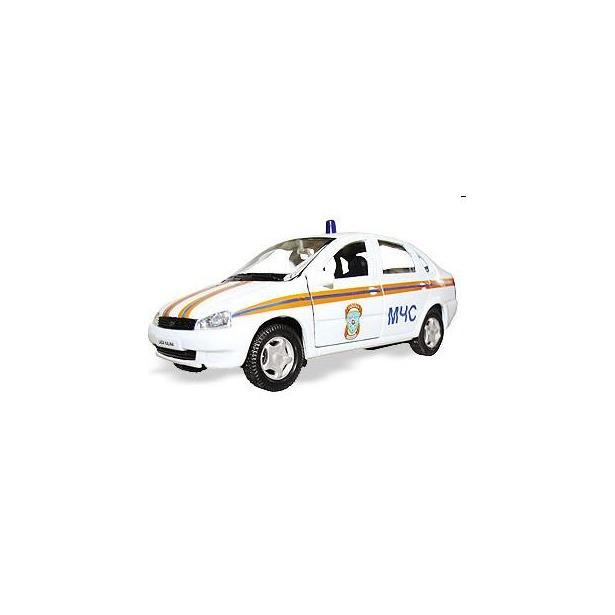 фото Модель автомобиля AUTOTIME LADA Kalina. МЧС