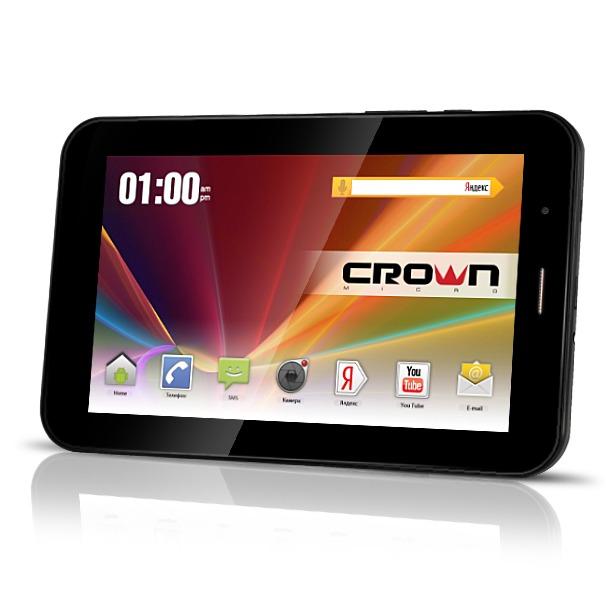 фото Планшет Crown CM-B777 3G