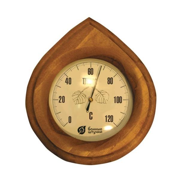 фото Термометр для бани и сауны Банные штучки «Капля»