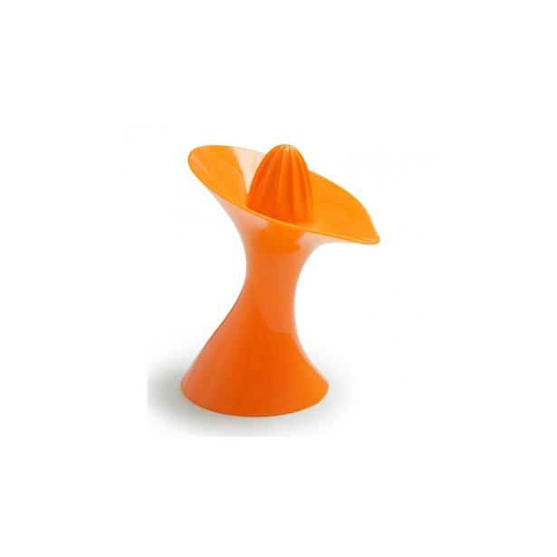 фото Соковыжималка ручная Qualy Queezy. Цвет: оранжевый