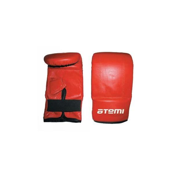 фото Перчатки снарядные ATEMI 03-006 красные