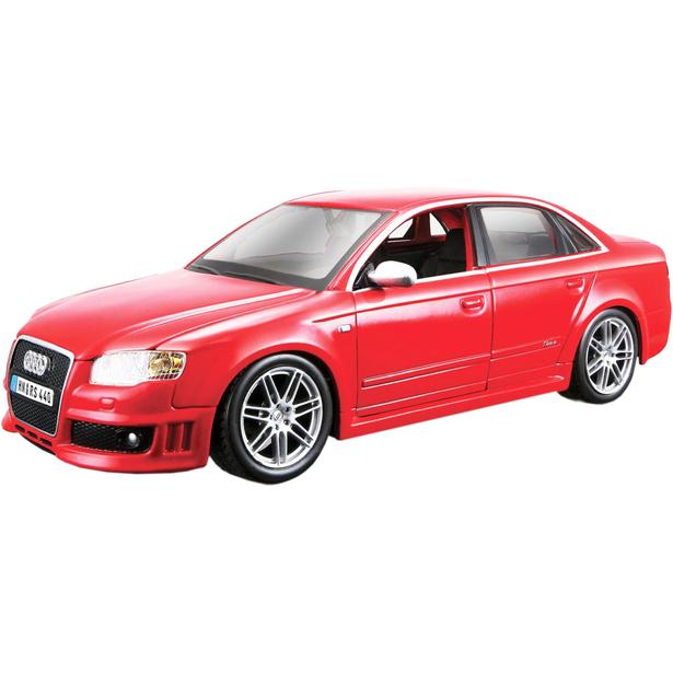 фото Модель автомобиля 1:24 Bburago Audi RS4