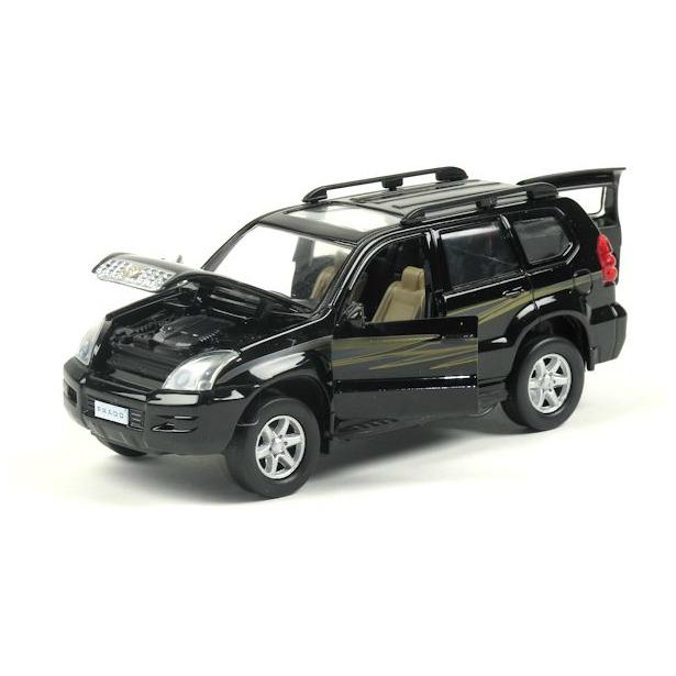 c6aa08f5a9ea Модель машины Технопарк Toyota Prado. В ассортименте купить по ...