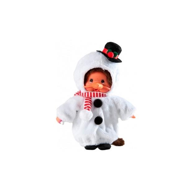 фото Мягкая игрушка Sekiguchi Снеговик