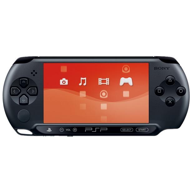 фото Консоль игровая SONY PlayStation Portable E-1008