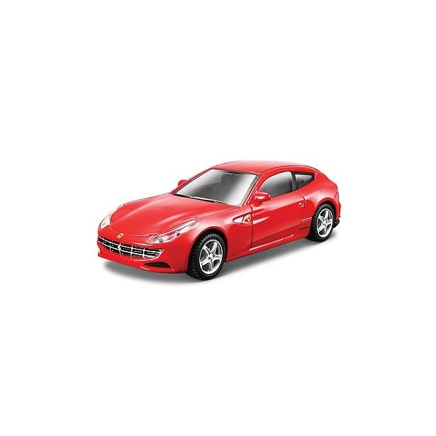 фото Сборная модель автомобиля 1:43 Bburago Ferrari FF