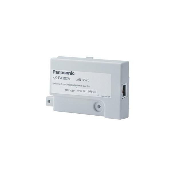фото Карта сетевая Panasonic KX-FA102A