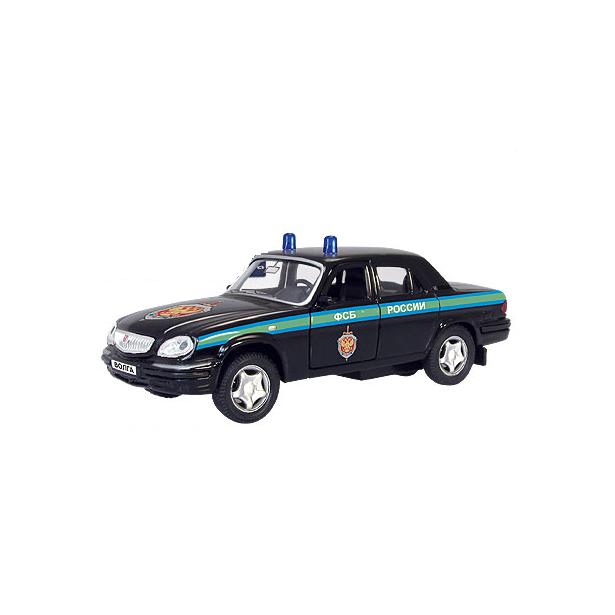 фото Модель автомобиля AUTOTIME ГАЗ-31105 Волга «ФСБ»