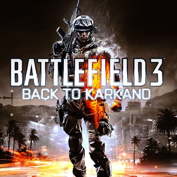 фото Код загрузки на игру для PC Battlefield 3. Back to Karkand (rus)