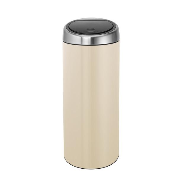 фото Бак для мусора Brabantia Touch Bin. Объем: 30 литров