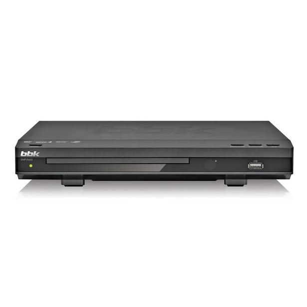 фото DVD-плеер BBK DVP154SI. Цвет: темно-серый