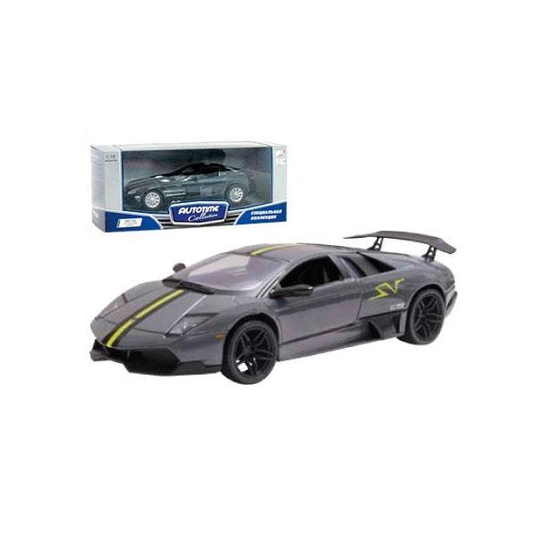 фото Модель автомобиля AUTOTIME Lamborghini Murcielago LP670-4 SV. В ассортименте