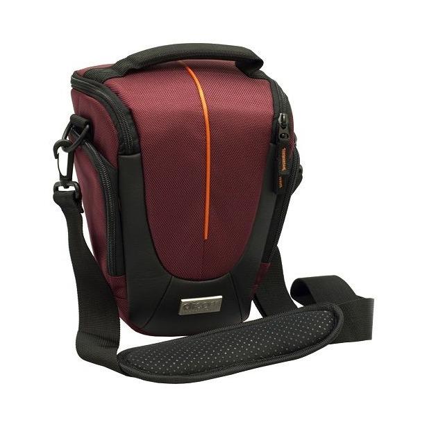 фото Сумка для профессиональной фототехники Dicom UM 2991. Цвет: бордовый