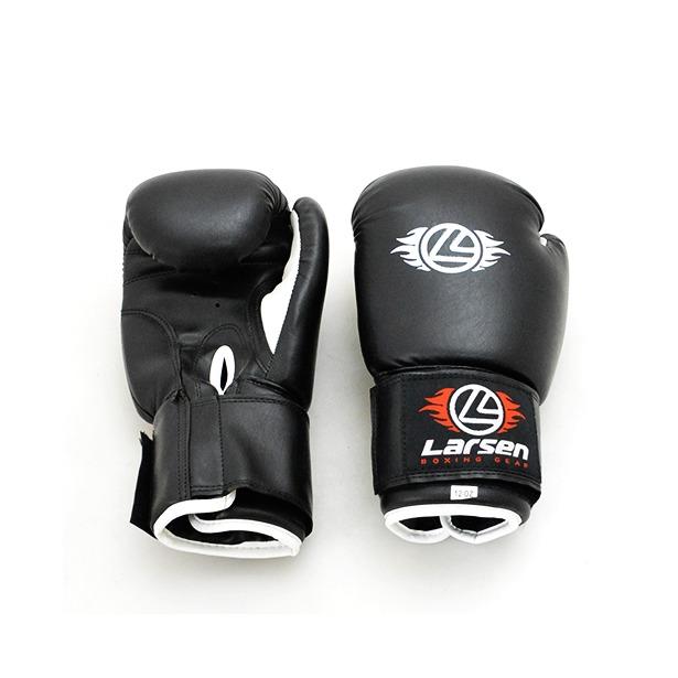 фото Перчатки боксерские Larsen PS-790. Вес в унциях: 12