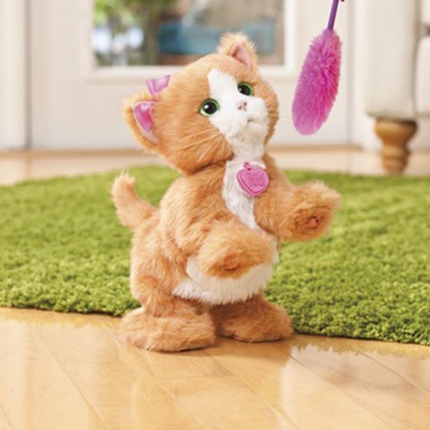 фото Мягкая игрушка интерактивная плюшевая Hasbro «Дейзи»