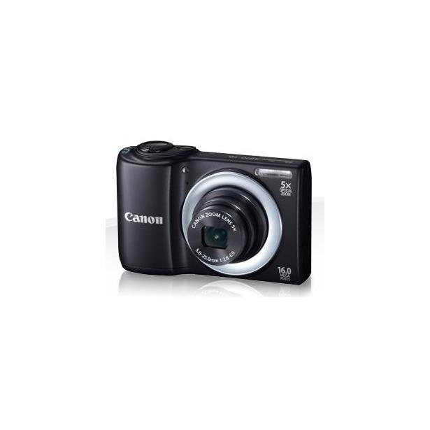 фото Фотокамера цифровая Canon PowerShot A810