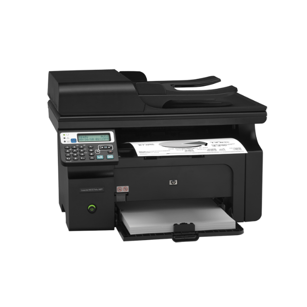 фото Многофункциональное устройство HP LaserJet Pro M1217nfw RU