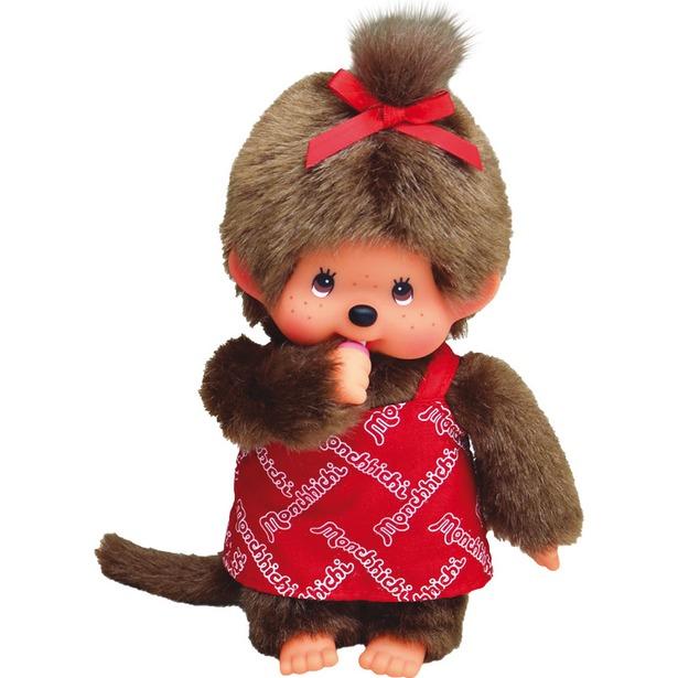 фото Мягкая игрушка Sekiguchi Девочка в красном сарафане